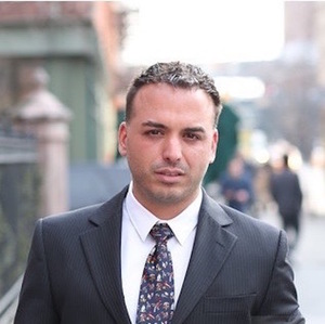 Joe Messina,                     Agent in NYC - Compass