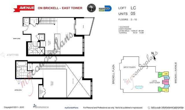 1060 Brickell Avenue, Unit 1205 Miami, FL 33131