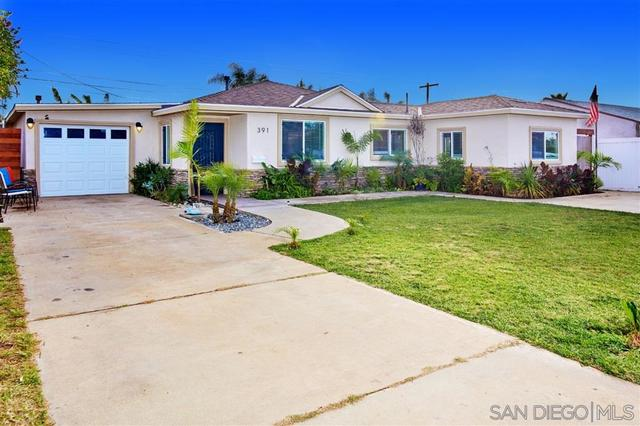 391 Elm Avenue Imperial Beach, CA 91932