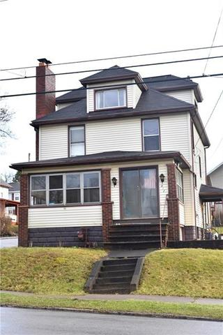 812 East Lutton Street New Castle/5th, PA 16101