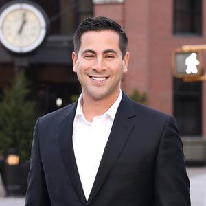 Jordan Cherson,                       Agent in NYC - Compass
