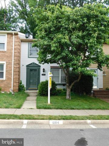 6814 Montivideo Square Court Falls Church, VA 22043