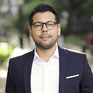 Ruben Jaramillo, Agent in NYC - Compass