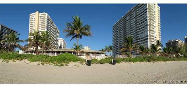 1950 South Ocean Drive, Unit 19D Image #1