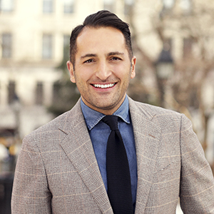 Bobby Larrea,                       Agent in NYC - Compass
