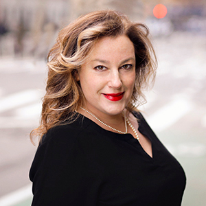 Julie Cohen,                     Agent in NYC - Compass
