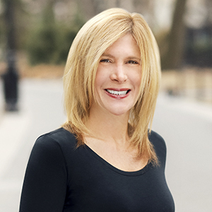 Elise Berman,                     Agent in NYC - Compass