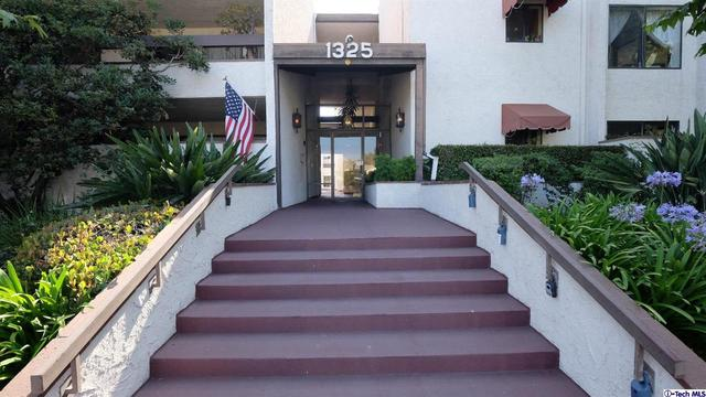 1325 Valley View Road, Unit 105 Glendale, CA 91202
