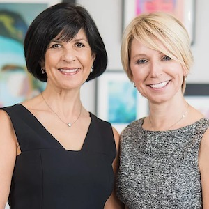 Jennifer and Marcella,                     Agent in San Francisco - Compass