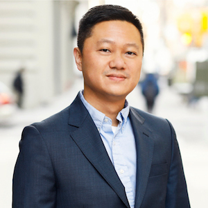 Tim Huang,                       Agent in NYC - Compass
