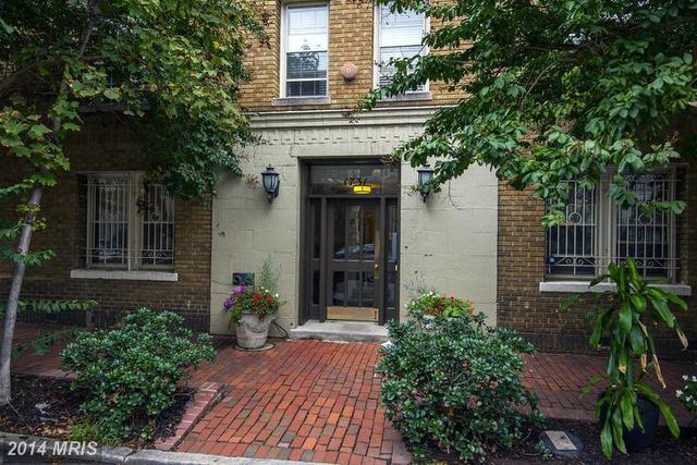 1731 Willard Street Northwest, Unit 501 Image #1