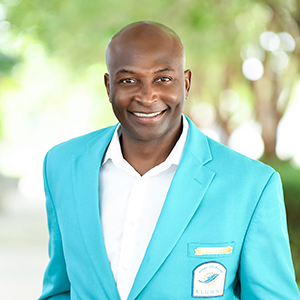 O.J. McDuffie, Agent in Miami - Compass