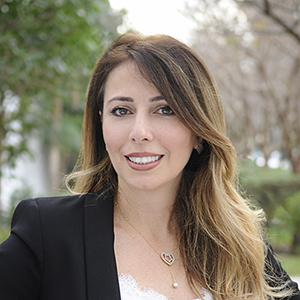 Danya Chanouha,                     Agent in Miami - Compass