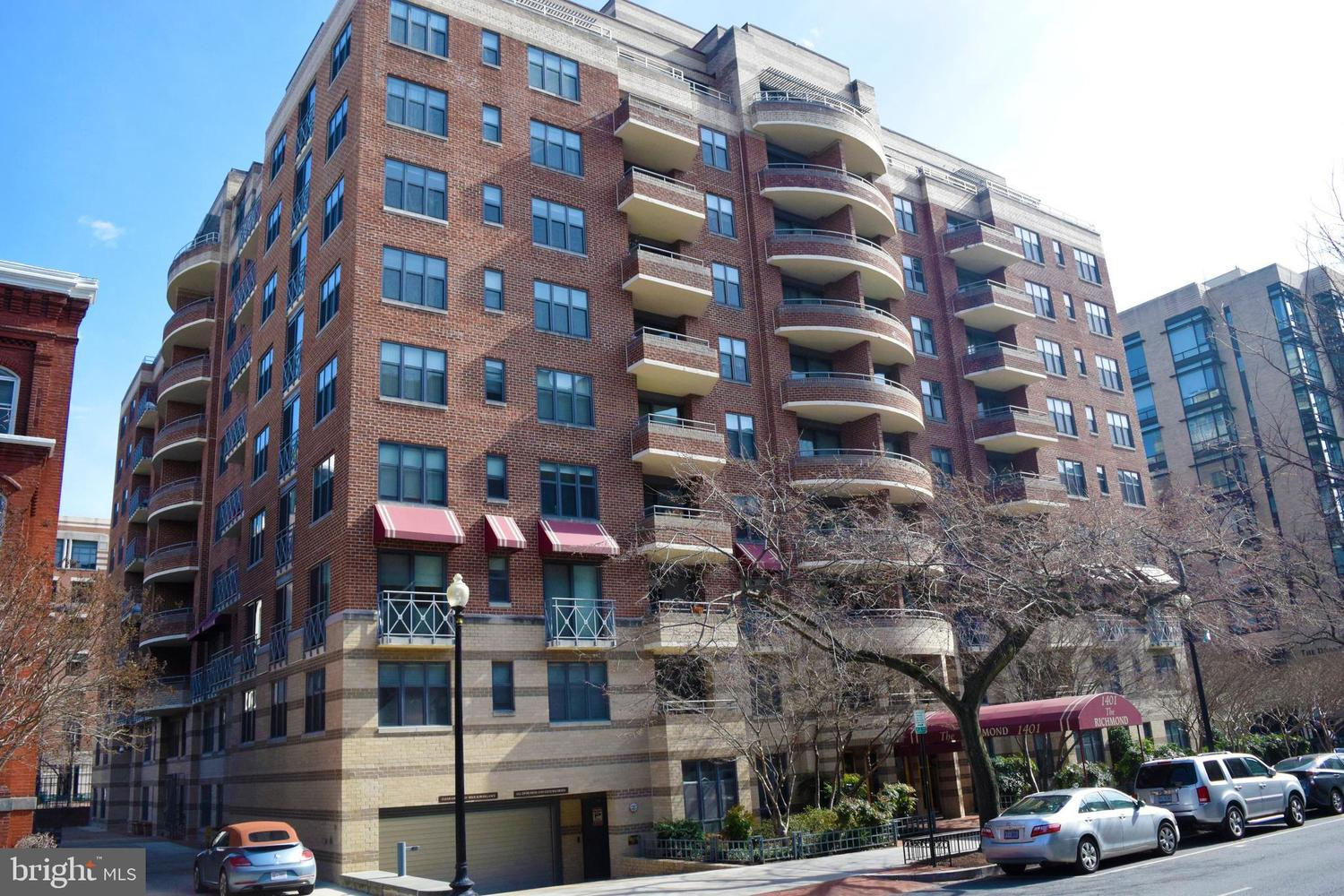 1401 17th Street Northwest, Unit 307 Washington, DC 20036