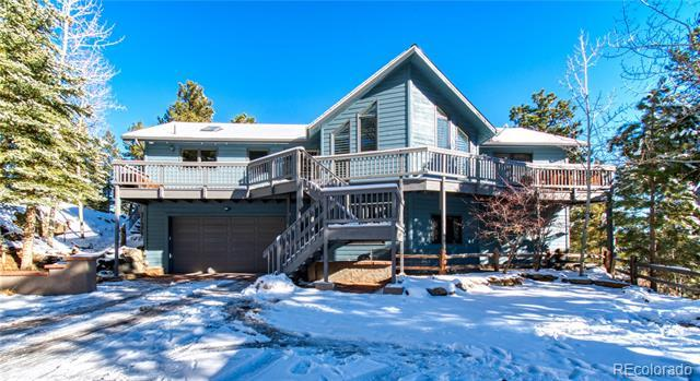 89 Upper Elk Valley Drive Evergreen, CO 80439