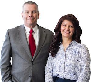 Headshot of Todd & Selina Delahanty