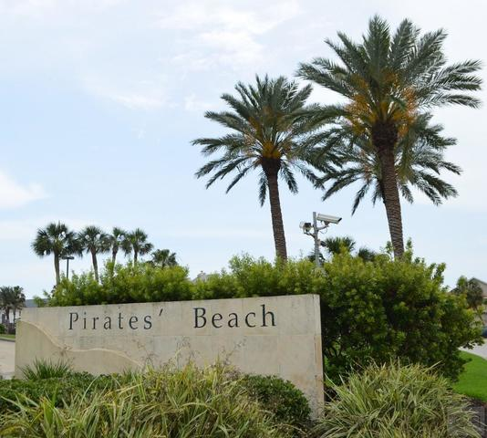 Lot 8 Pirates Drive Galveston, TX 77554