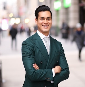 Alexander Madrigal,                       Agent in NYC - Compass
