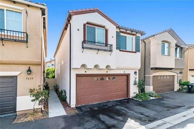 7612 North Honor Way Van Nuys, CA 91405