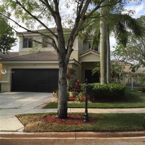1145 Golden Cane Drive Weston, FL 33327