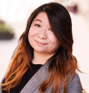 Alexandra Chou,                       Agent in NYC - Compass