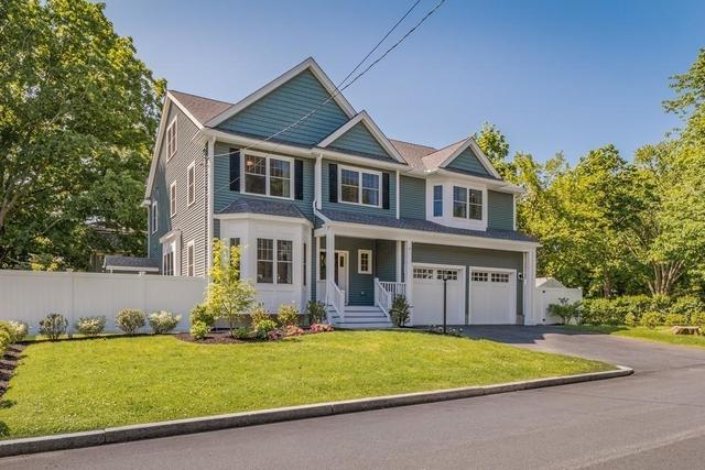 6 Fairfield Place Winchester, MA 01890