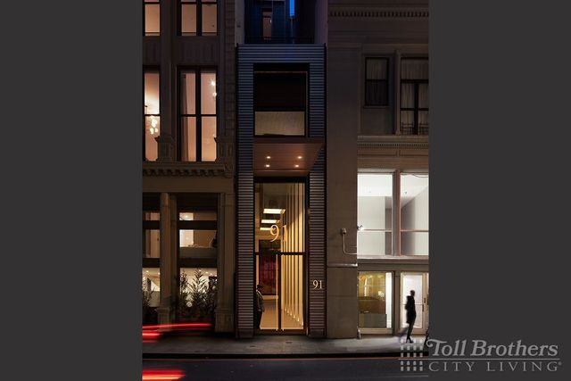 91 Leonard Street, Unit 8F Manhattan, NY 10013