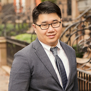 Alex yu, Agent in NYC - Compass