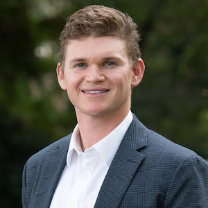 Connor Hornsby,                     Agent in San Francisco - Compass