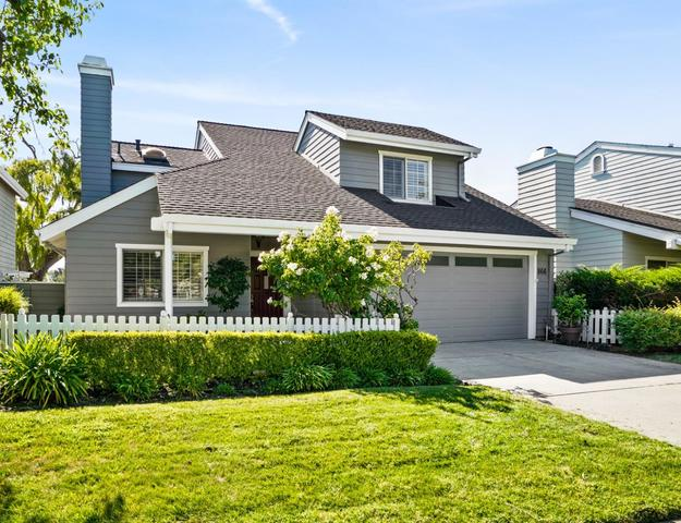 866 Newport Circle Redwood City, CA 94065