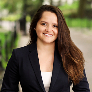 Daniella Castellanos,                       Agent in NYC - Compass