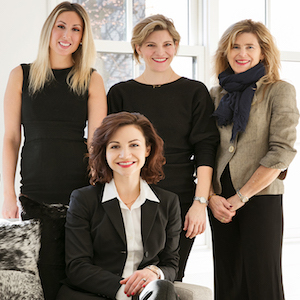 The Henson Soule Team,                     Agent in NYC - Compass