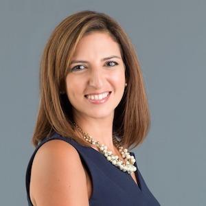 Julie Akouri,                       Agent in Chicago - Compass