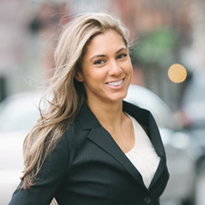 Corinne Smith,                     Agent in NYC - Compass