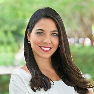 Maria Paulina Ballestas, Agent in Miami - Compass