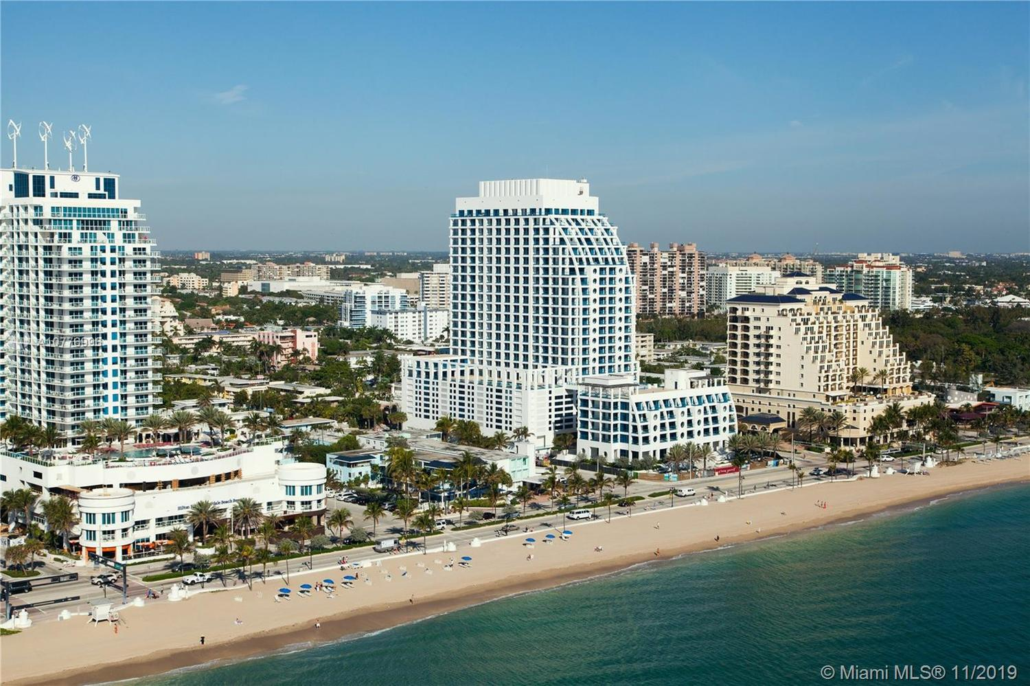 551 North Fort Lauderdale Beach Boulevard, Unit H1017 Fort Lauderdale, FL 33304