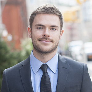 Daniel Olson,                     Agent in NYC - Compass