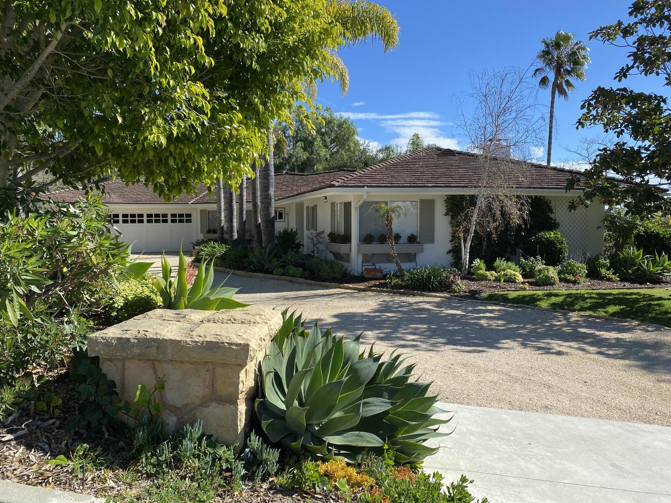 316 Northridge Road Santa Barbara, CA 93105