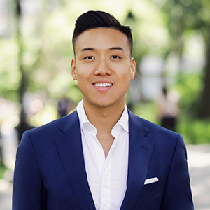 Eugene Liu,                     Agent in NYC - Compass