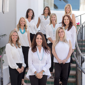 The Houston Team,                     Agent in San Diego - Compass