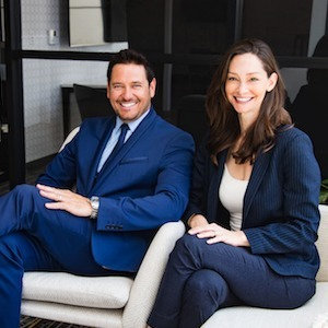 Adam and Ally Jaret,                       Agent in Los Angeles - Compass