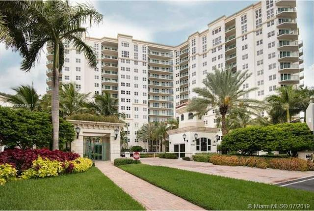 19900 East Country Club Drive, Unit 112 Aventura, FL 33180