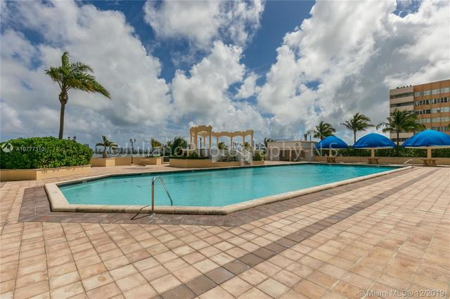 7601 East Treasure Drive, Unit 2017 North Bay Village, FL 33141