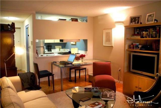 300 Rector Place, Unit 8C Image #1