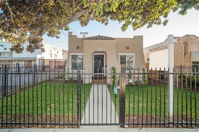 1814 West 65th Place Los Angeles, CA 90047