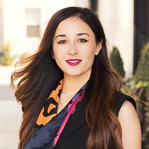 Gulnara Yunussova,                     Agent in NYC - Compass