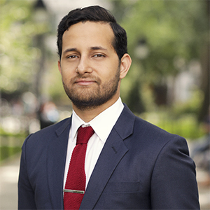 Irvin Ocanto, Agent in NYC - Compass