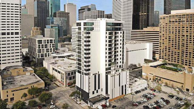 1211 Caroline Street, Unit 1804 Houston, TX 77002