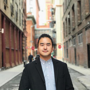 Lawrence Ho,                       Agent in NYC - Compass
