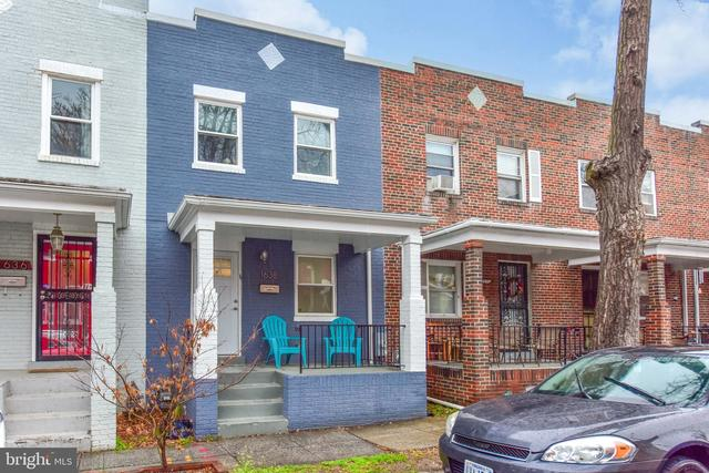 1638 Rosedale Street Northeast Washington, DC 20002